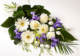 Moores Traditional Funeral Directors - Floral Tribute