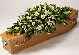 Moores Traditional Funeral Directors - Wooden Coffin