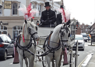 Moores Traditional Funeral Directors - Funeral Procession